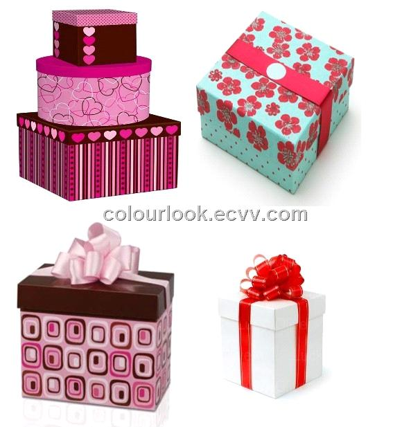 Valentine Gift Box And Wring Ideas