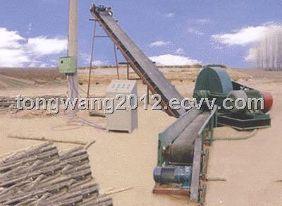 Wood chip sawdust machine with TOP Quality
