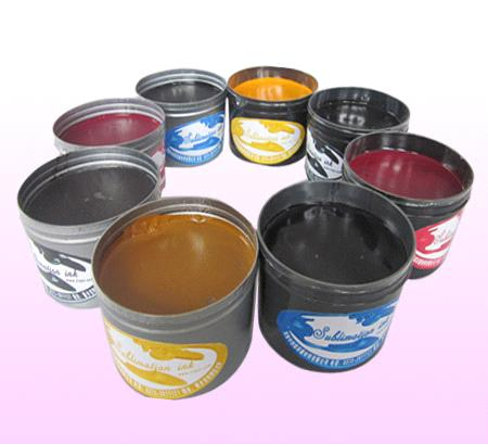 ZHONGLIQI Fade resistant sublimation offset printing ink