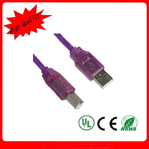 am to bm cable(usb 2.0 computer cable)