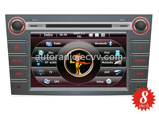 car dvd Suzuki Swift(2004-2011)