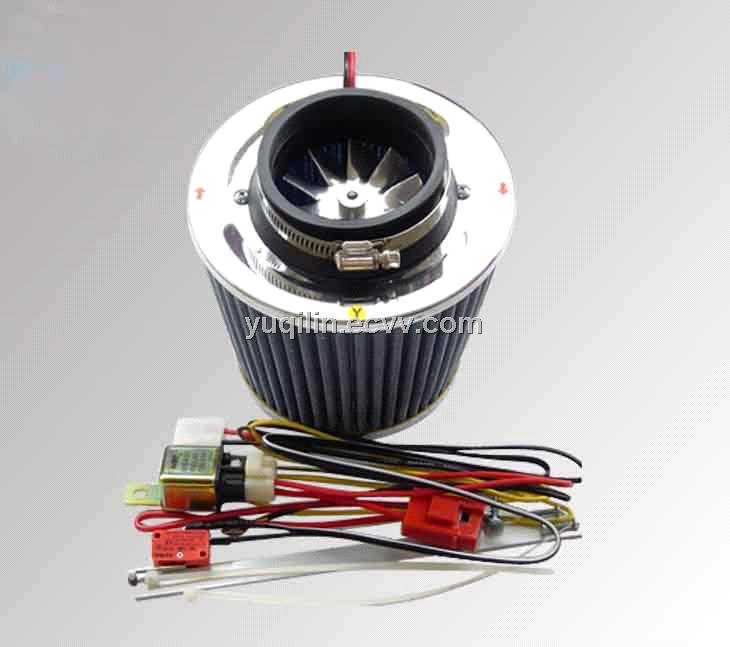 Electric Turbo Charger For Traffic Lane Car Supercharger