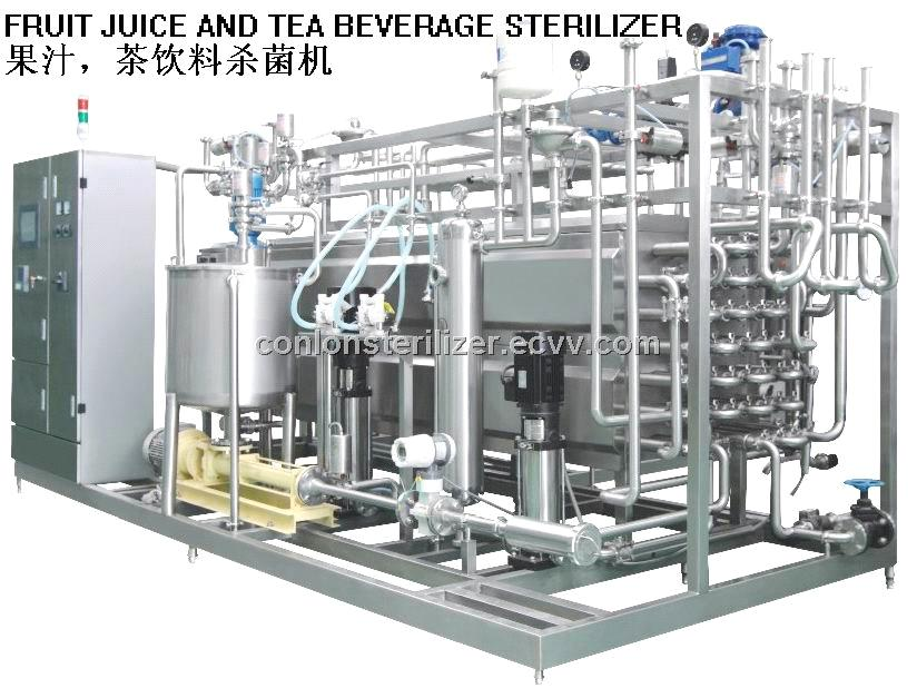 juice process machine