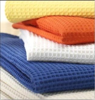 Microfiber Waffle Weave Drying Towels