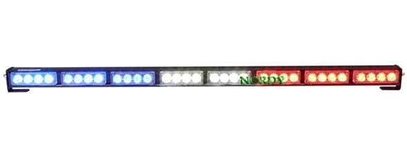 Police car strobe led long light bar 36w led warning flash lamp police car strobe led long light bar 36w led warning flash lamp aloadofball Choice Image