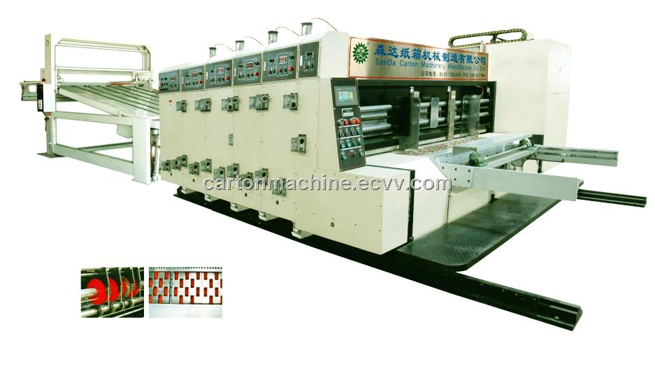 thin blade creasing machine