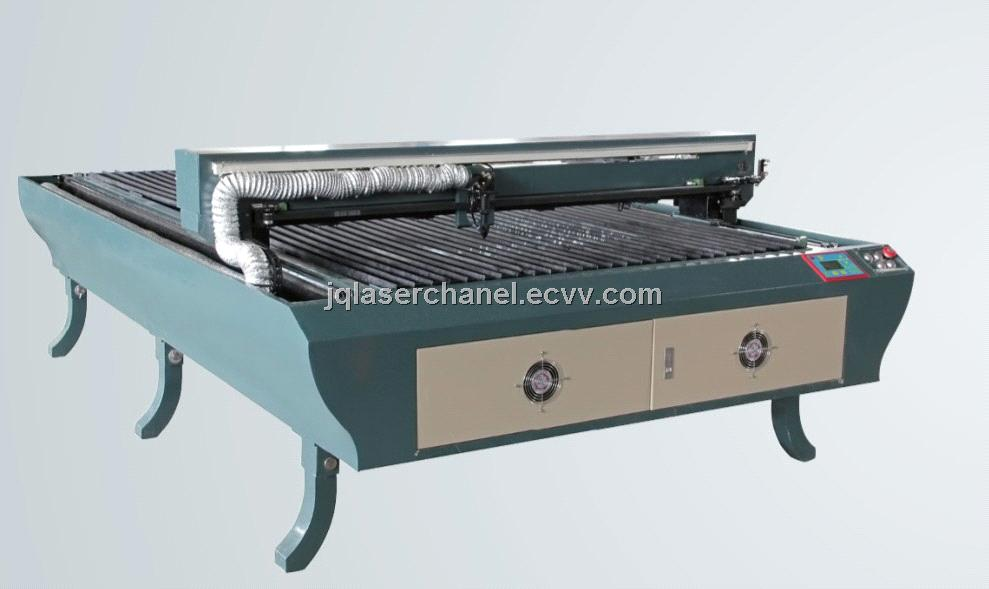 upper and lower ventilation system-double ventilation laser cutter