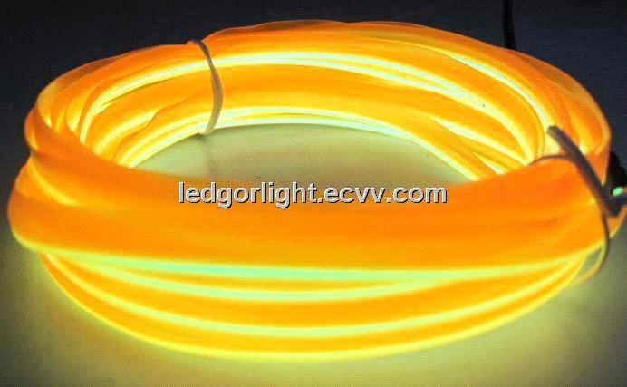 electroluminescent wire el wire with welt