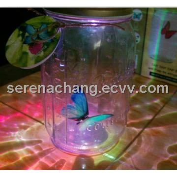 Electronic Butterfly in a Jar(HJZS003)