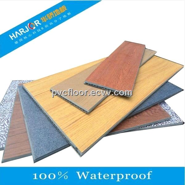 pvc floor for residential and commercial purchasing