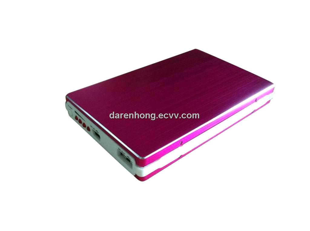 Portable power bank ,mobile power for mobile phone