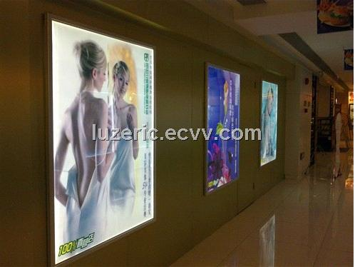 Aluminum Snap Open Frame Led Light Box Purchasing Souring Agent