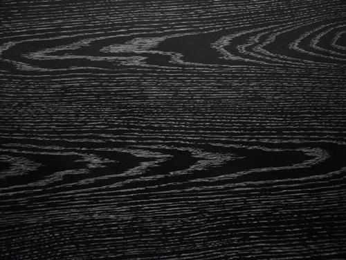 Black Wood Grain Pvc Film Matte Pvc Sheet Purchasing