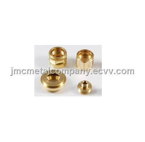 Brass CNC Part for Auto Car for CNC