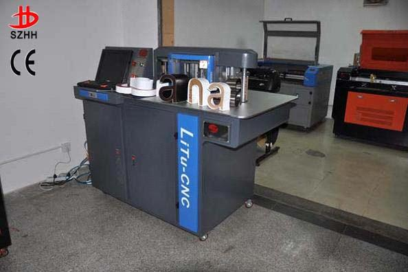 cnc letter bender automatic machine purchasing souring agent ecvv