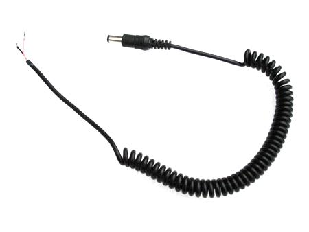 DC Power Cord ; coiled cable purchasing, souring agent | ECVV.com ...