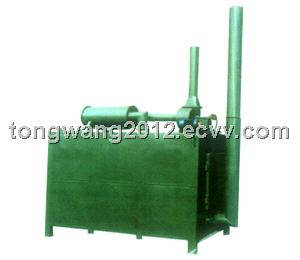 Environmental-friendly carbonizing stove for charcoal making line