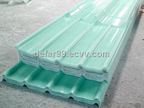 Frp Skylight Corrugated Roof Panel From China Manufacturer