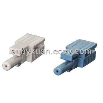 Fiber connector, Developed by Avago of the US, with HFBR Series, for Industrial Automation