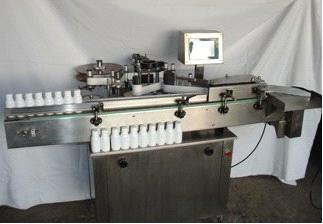 HHLT Labeling Machine