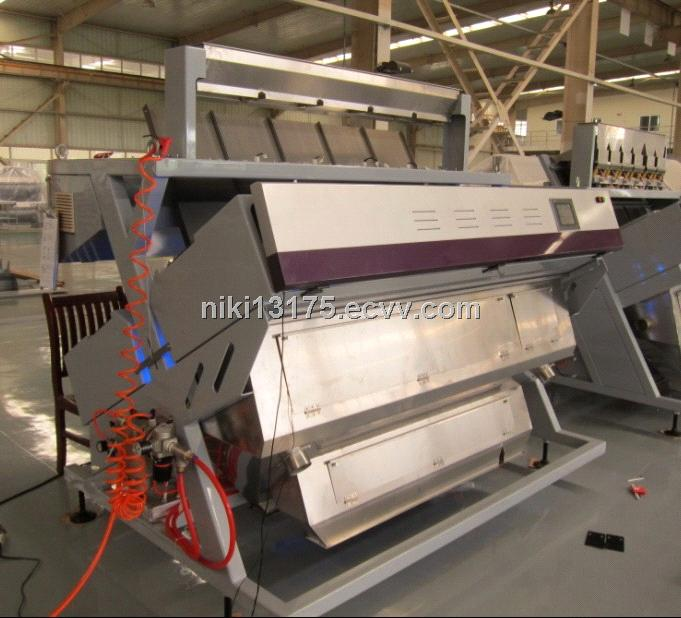 High Speed Color Sorter for Rice Mill