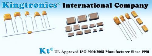 Kt Kingtronics MLCC Capacitors and Tantalum Capacitors from