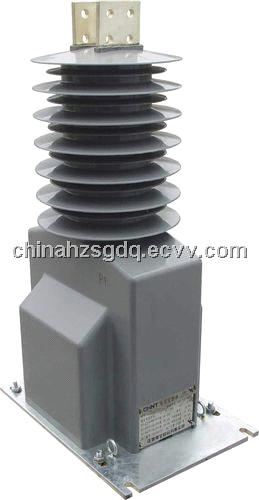 Outdoor cast resin medium voltage current transformer