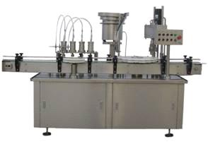 Screw -capping machine