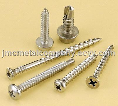 Stainless Steel Decking Screw