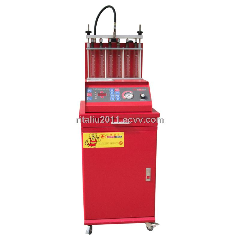 WL-A6B ultrasonic injector cleaner , automatic return oil