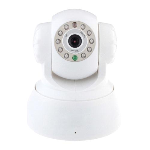 Wireless WIFI IP Network Security Camera Pan / Tilt IR UK Stock