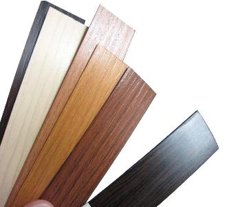 Wood Grain PVC Edge Banding