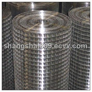 galvanized square wire mesh welded wire mesh for construction