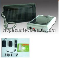 keychain solar charger for mobile phone