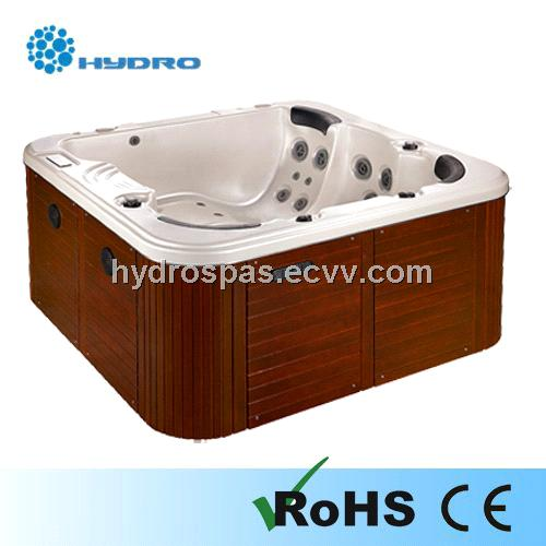 square outdoor spa bathtub jacuzzi with CE approval 612 purchasing ...