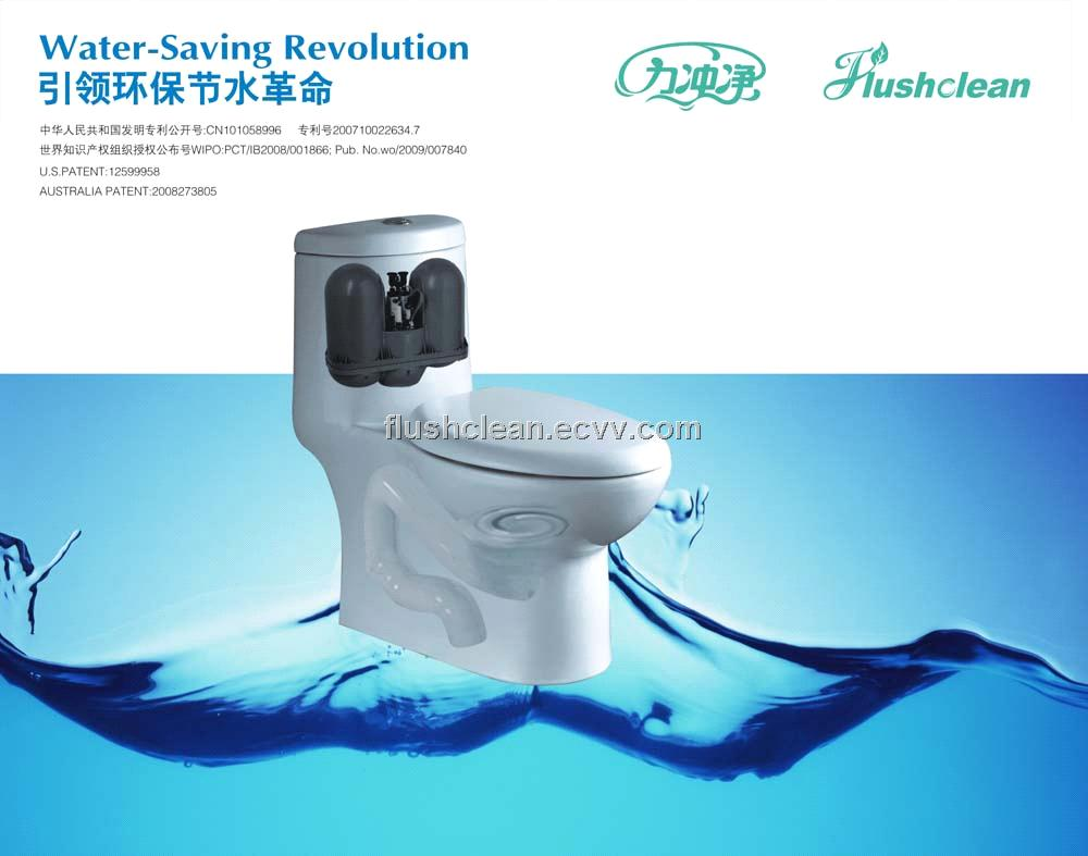 toilet water tank pressure flushing device of toilet ,toilet parts ...