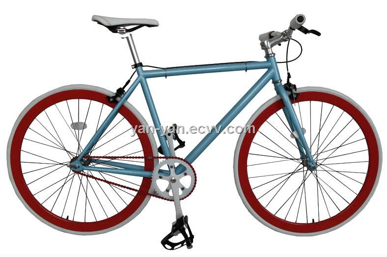 2012 new Black Fixed gear bike/700C bicycle