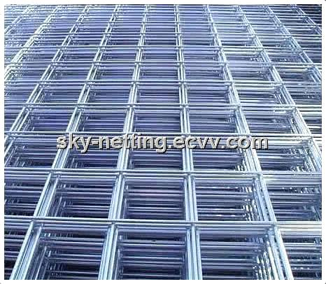 3/4'' 1m Height Hot-Dipped Galvanized Mesh Panel (SGS Certificate)
