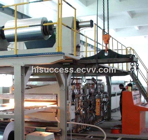 Aluminum Composite Panel Production Lines(HIM-ACP-1)