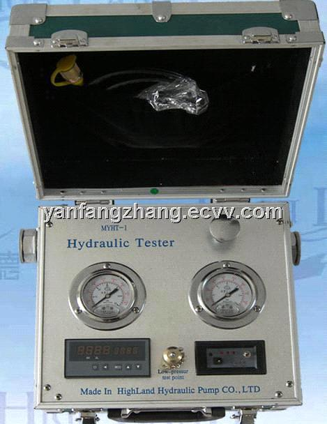 Portable Hydraulic Test Instrument