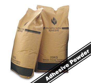 25kg Big Packing Wallpaper Glue Powder From China Manufacturer