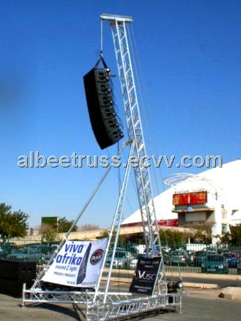 A Speaker Truss Sound For Hanging Speakers