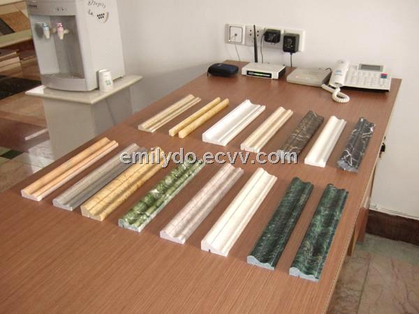 Marble Chair Rail,trim Molding,