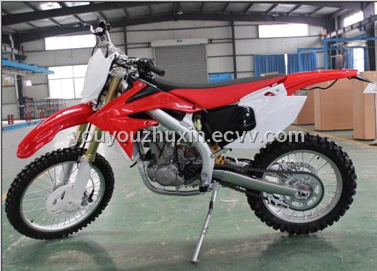 Dirt Bike Nc250 Red Purchasing Souring Agent