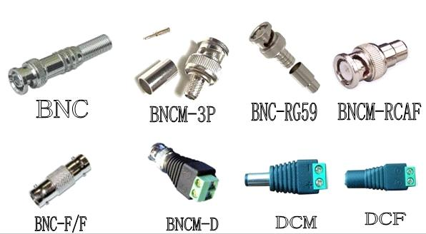 China Many Types Of Connectors Bnc on Bnc Connector Wiring Diagram