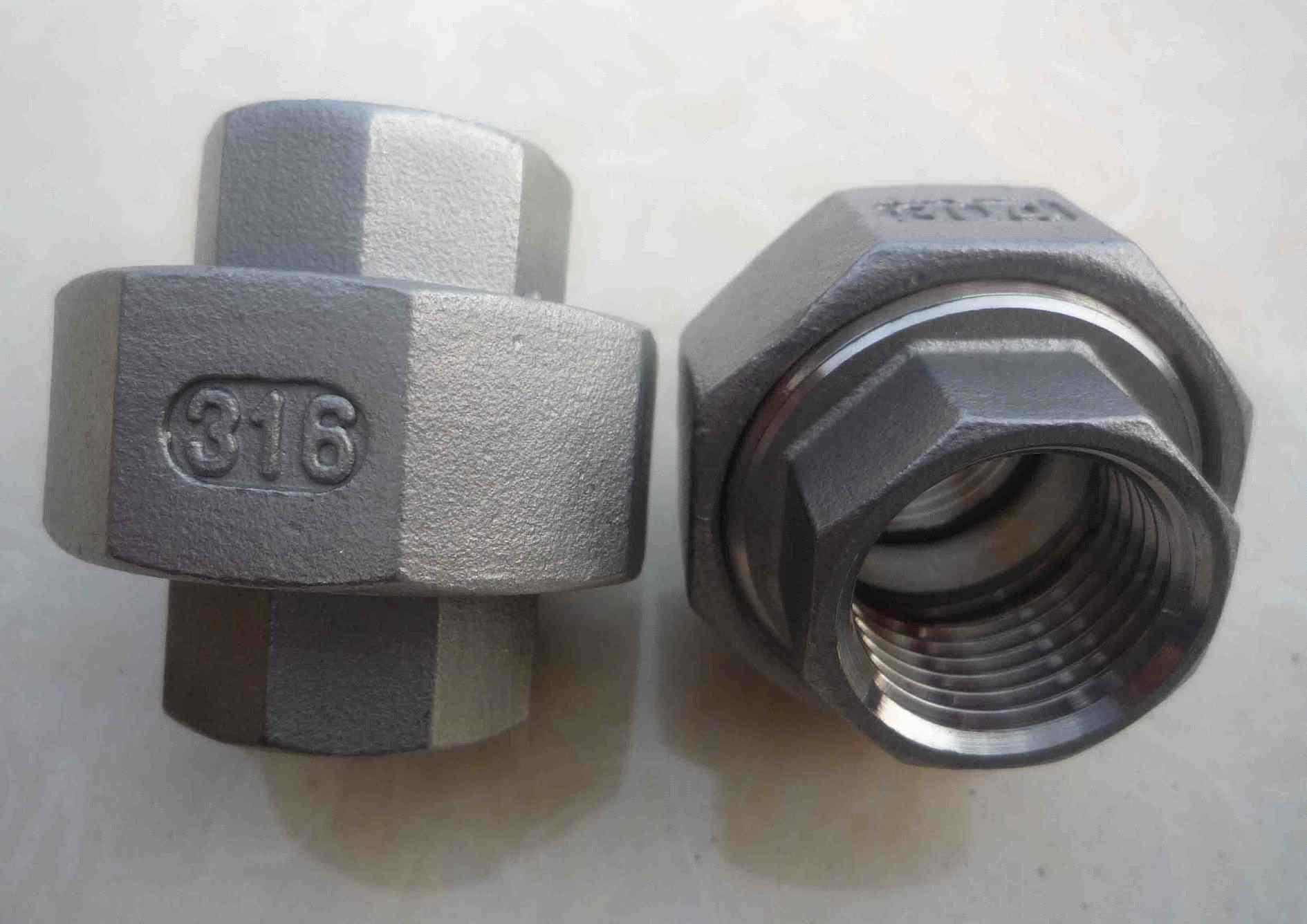 On Sale Stainless Steel Flat Union Din Bspt 304 316