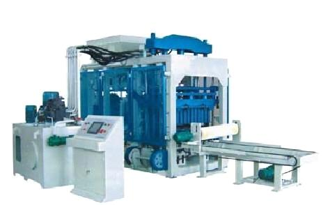 QT8-15 Block Making Machine/ Brick Machine/Concrete Block Machine