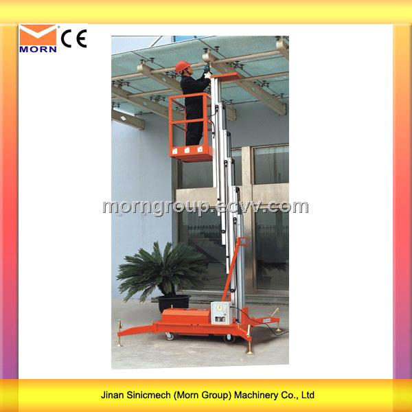 Trailing Aluminum Alloy Lift Table TAM0.15-6