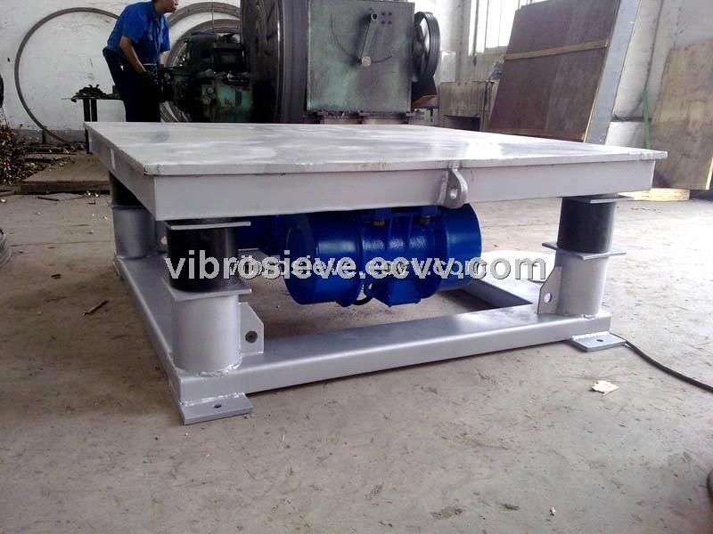 Shaking Table for Compacting
