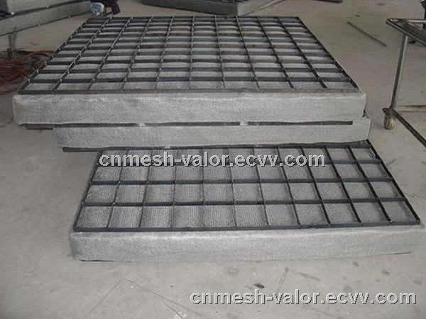 TOP.1 Nickle Wire Mesh Demister,Mist Elimitor With Good Resistance To Corrosion